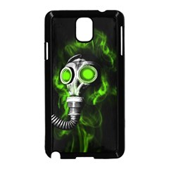Gas Mask Samsung Galaxy Note 3 Neo Hardshell Case (black)