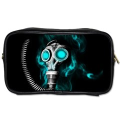 Gas Mask Toiletries Bags 2 Side