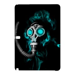 Gas Mask Samsung Galaxy Tab Pro 10 1 Hardshell Case by Valentinaart