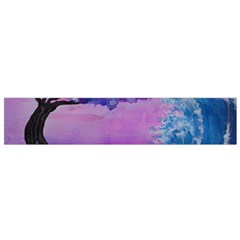Rising To Touch You Flano Scarf (small)  by Dimkad