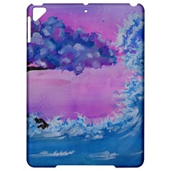Rising To Touch You Apple Ipad Pro 9 7   Hardshell Case by Dimkad