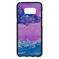 Rising To Touch You Samsung Galaxy S8 Plus Black Seamless Case