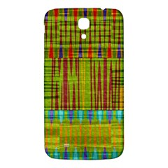 Messy Shapes Texture                     Samsung Galaxy Note 4 Pu Leather Hardshell Back Case by LalyLauraFLM