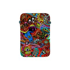 Art Color Dark Detail Monsters Psychedelic Apple Ipad Mini Protective Soft Cases by BangZart