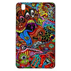 Art Color Dark Detail Monsters Psychedelic Samsung Galaxy Tab Pro 8 4 Hardshell Case by BangZart