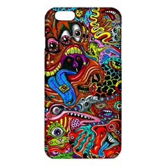 Art Color Dark Detail Monsters Psychedelic Iphone 6 Plus/6s Plus Tpu Case by BangZart