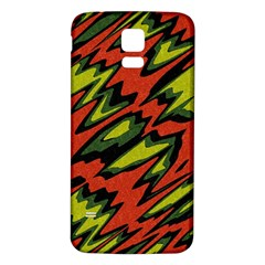Distorted Shapes                     Samsung Galaxy S5 Case (black) by LalyLauraFLM