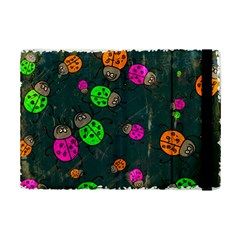 Abstract Bug Insect Pattern Ipad Mini 2 Flip Cases