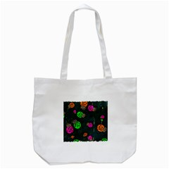 Abstract Bug Insect Pattern Tote Bag (white) by BangZart
