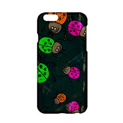 Abstract Bug Insect Pattern Apple Iphone 6/6s Hardshell Case