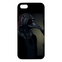 Night Walk Apple Iphone 5 Premium Hardshell Case by Valentinaart