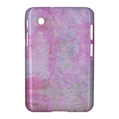 Pink Texture                     Apple Iphone 5c Hardshell Case by LalyLauraFLM