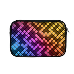 Abstract Small Block Pattern Apple Macbook Pro 13  Zipper Case by BangZart