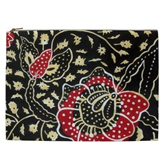 Art Batik Pattern Cosmetic Bag (xxl)