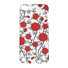 Texture Roses Flowers Apple Ipod Touch 5 Hardshell Case by BangZart