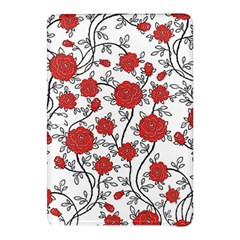 Texture Roses Flowers Samsung Galaxy Tab Pro 12 2 Hardshell Case by BangZart
