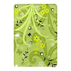 Flowers On A Green Background                      Nokia Lumia 1520 Hardshell Case by LalyLauraFLM