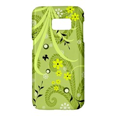 Flowers On A Green Background                      Lg G4 Hardshell Case by LalyLauraFLM