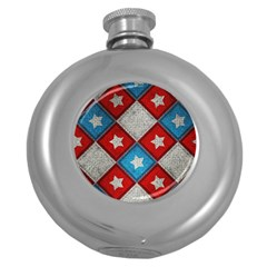Atar Color Round Hip Flask (5 Oz) by BangZart