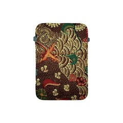 Art Traditional Flower  Batik Pattern Apple Ipad Mini Protective Soft Cases by BangZart