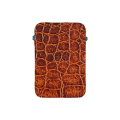 Crocodile Skin Texture Apple Ipad Mini Protective Soft Cases by BangZart