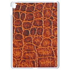Crocodile Skin Texture Apple Ipad Pro 9 7   White Seamless Case by BangZart