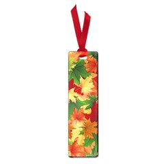 Autumn Leaves Small Book Marks