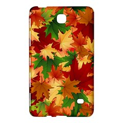 Autumn Leaves Samsung Galaxy Tab 4 (7 ) Hardshell Case  by BangZart