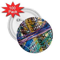 Circuit Computer 2 25  Buttons (100 Pack)