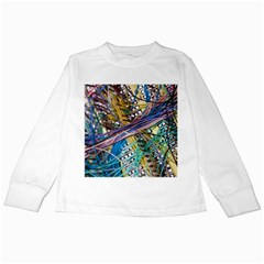 Circuit Computer Kids Long Sleeve T Shirts
