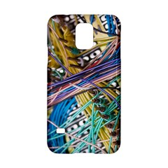 Circuit Computer Samsung Galaxy S5 Hardshell Case  by BangZart