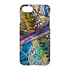 Circuit Computer Apple Iphone 7 Hardshell Case by BangZart