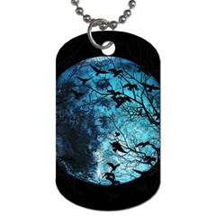 Mars Dog Tag (one Side) by Valentinaart