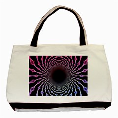 Spider Web Basic Tote Bag by BangZart