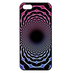 Spider Web Apple Iphone 5 Seamless Case (black) by BangZart