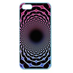 Spider Web Apple Seamless Iphone 5 Case (color) by BangZart