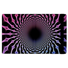Spider Web Apple Ipad 2 Flip Case by BangZart