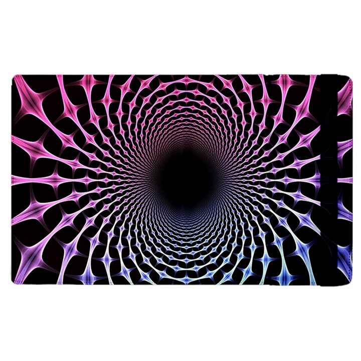 Spider Web Apple iPad 3/4 Flip Case