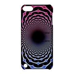 Spider Web Apple Ipod Touch 5 Hardshell Case With Stand by BangZart