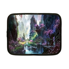 Fantastic World Fantasy Painting Netbook Case (small)  by BangZart