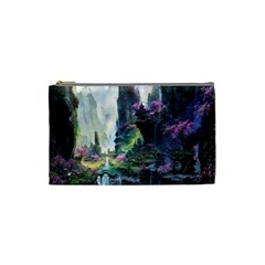 Fantastic World Fantasy Painting Cosmetic Bag (small)  by BangZart