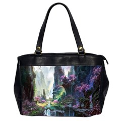 Fantastic World Fantasy Painting Office Handbags (2 Sides)
