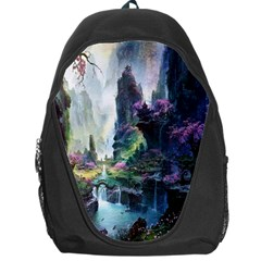 Fantastic World Fantasy Painting Backpack Bag