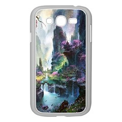 Fantastic World Fantasy Painting Samsung Galaxy Grand Duos I9082 Case (white) by BangZart