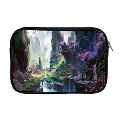 Fantastic World Fantasy Painting Apple Macbook Pro 17  Zipper Case