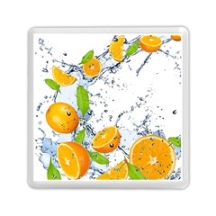 Fruits Water Vegetables Food Memory Card Reader (square)  by BangZart
