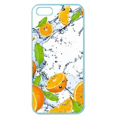Fruits Water Vegetables Food Apple Seamless Iphone 5 Case (color)
