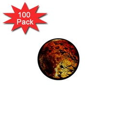 Mars 1  Mini Buttons (100 Pack)  by Valentinaart