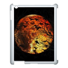 Mars Apple Ipad 3/4 Case (white) by Valentinaart