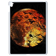 Mars Apple Ipad Pro 9 7   White Seamless Case by Valentinaart